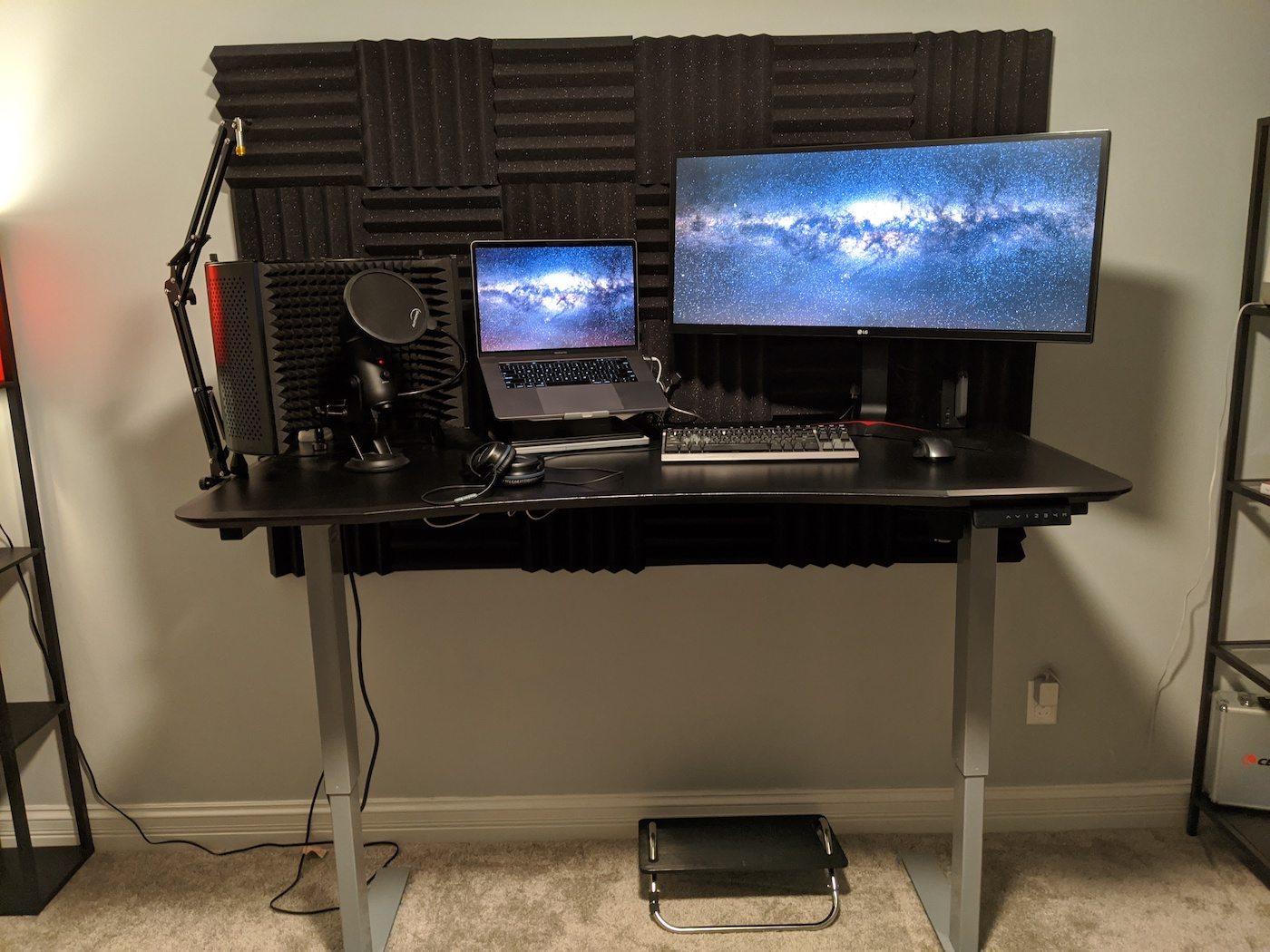 Acoustic Foam Panel Home Office